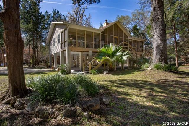 8640 NE 40th Court Road, High Springs, FL 32643 (MLS #777322) :: Pristine Properties