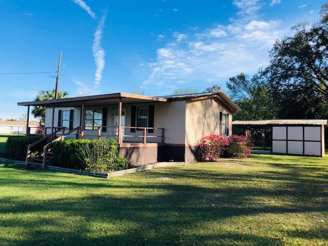 1403 NW 23 Avenue, Chiefland, FL 32626 (MLS #777453) :: Pristine Properties