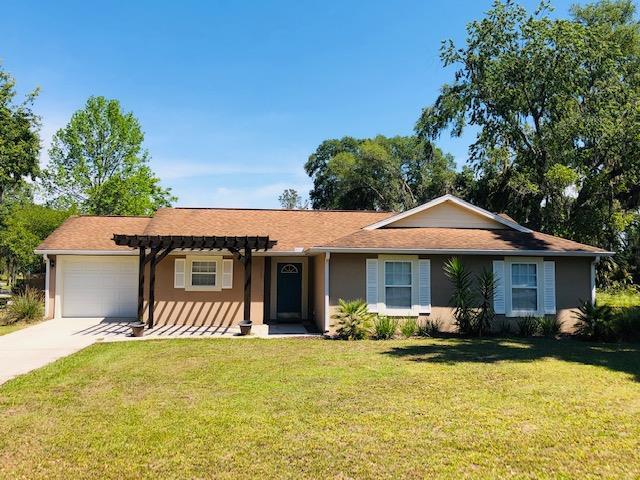 303 NE 3 Avenue, Chiefland, FL 32626 (MLS #777787) :: Pristine Properties