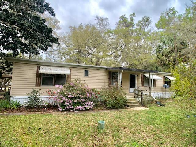 2550 NW 72nd Terrace, Chiefland, FL 32626 (MLS #778266) :: Pristine Properties