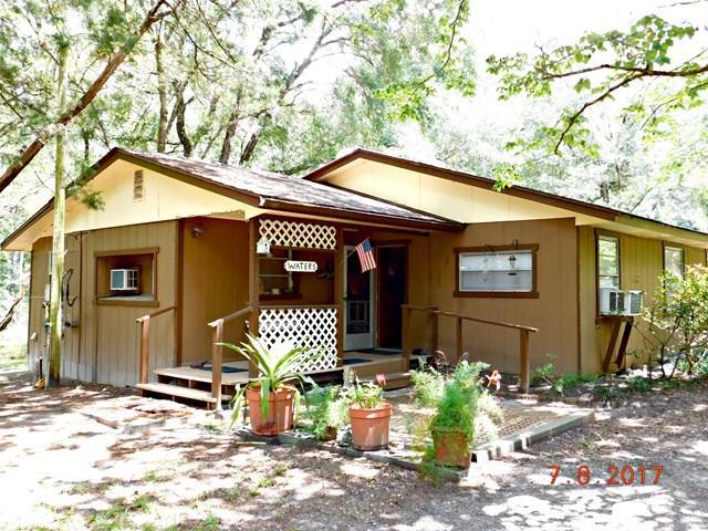 6519 NW 50TH TER, Bell, FL 32619 (MLS #778397) :: Pristine Properties