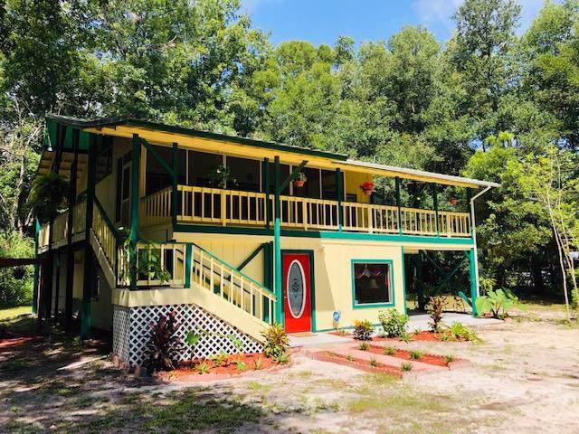 1896 SE Hwy 317, Old Town, FL 32680 (MLS #778508) :: Pristine Properties
