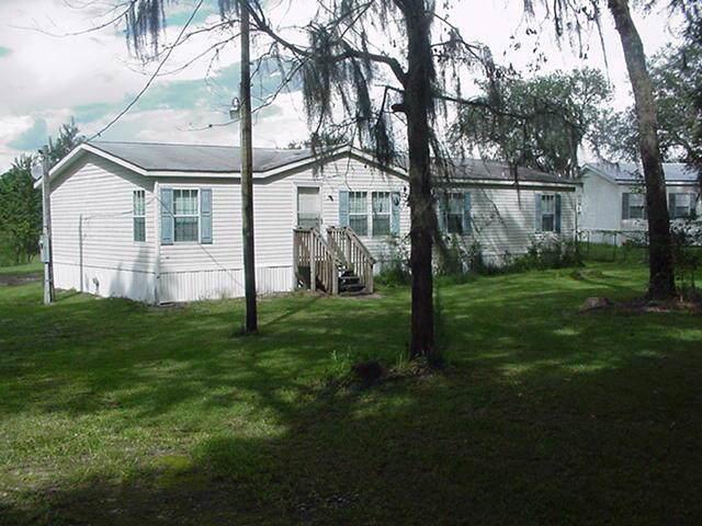 8570 SE 66th Circle, Trenton, FL 32693 (MLS #778546) :: Pristine Properties