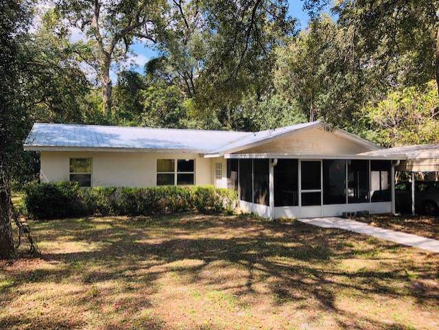 11330 NW 109 Court, Chiefland, FL 32626 (MLS #778786) :: Pristine Properties