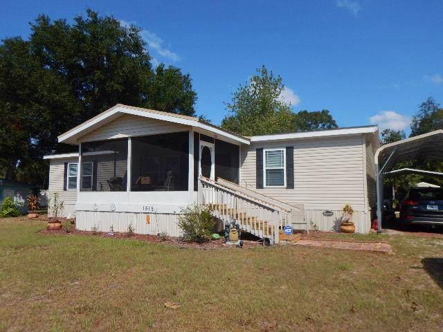 1515 First Ave Se, Steinhatchee, FL 32359 (MLS #778804) :: Pristine Properties