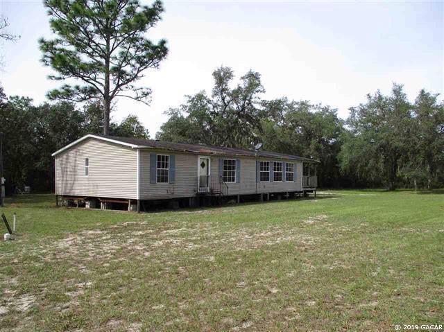 5851 NE 106th, Bronson, FL 32621 (MLS #778893) :: Pristine Properties