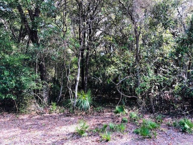 108 Terrace NW, Chiefland, FL 32626 (MLS #778985) :: Pristine Properties