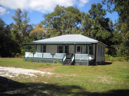 287 NE 512th Street, Old Town, FL 32680 (MLS #779021) :: Pristine Properties