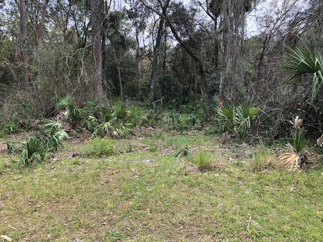 Lot 78 112 Place NW, Chiefland, FL 32626 (MLS #779771) :: Pristine Properties