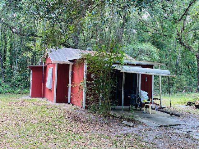 845 NE 200 Avenue, Old Town, FL 32680 (MLS #780010) :: Compass Realty of North Florida