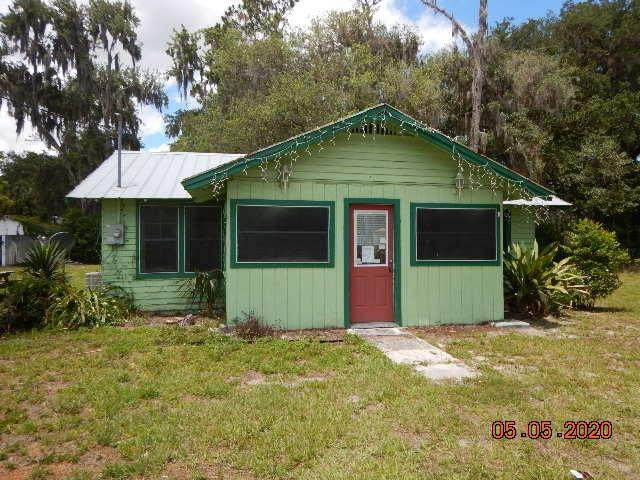 83 NE 118th Street, Cross City, FL 32628 (MLS #780019) :: Better Homes & Gardens Real Estate Thomas Group