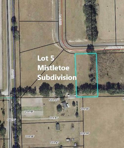 328 30 AVE SW, Trenton, FL 32693 (MLS #780046) :: Bridge City Real Estate Co.