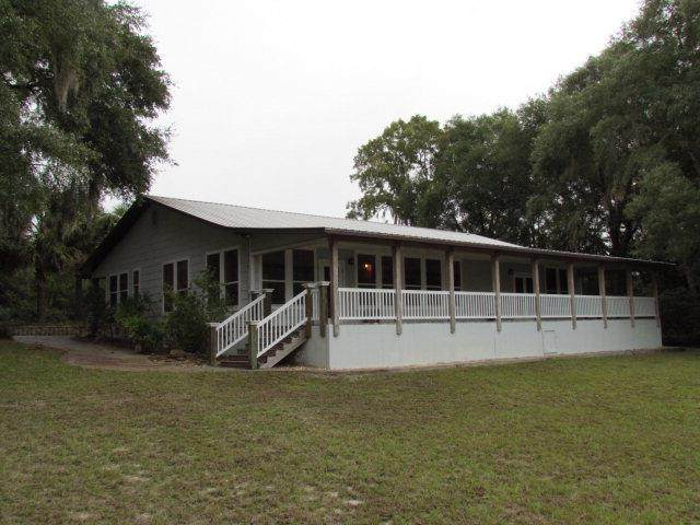 75 NE 715th Avenue, Old Town, FL 32680 (MLS #780060) :: Compass Realty of North Florida