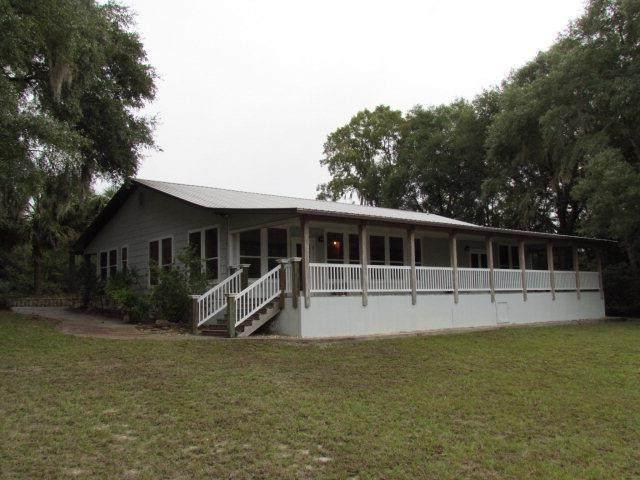75 NE 715th Avenue, Old Town, FL 32680 (MLS #780060) :: Bridge City Real Estate Co.