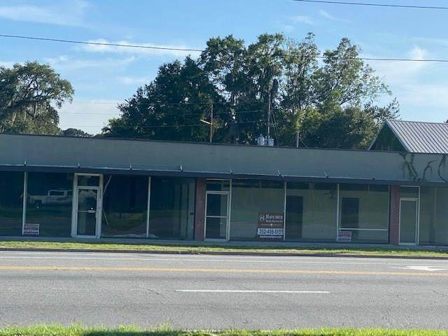 SE Hwy 19, Cross City, FL 32628 (MLS #780259) :: Compass Realty of North Florida