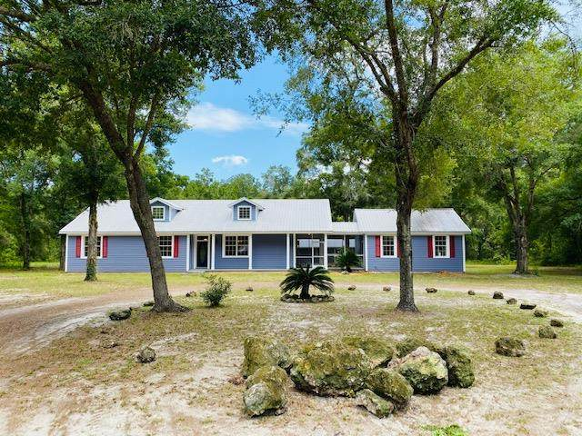 7251 NW 53 Lane, Chiefland, FL 32626 (MLS #780270) :: Compass Realty of North Florida