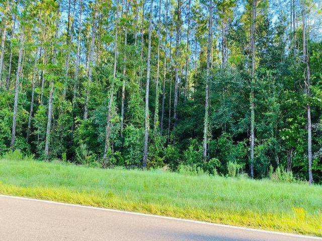 120 Street NW, Chiefland, FL 32626 (MLS #780394) :: Pristine Properties