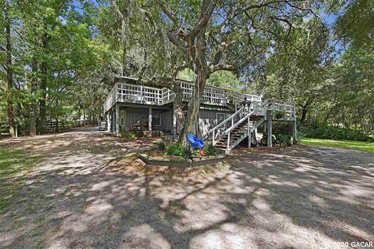 234 NE 838th St, Old Town, FL 32680 (MLS #780425) :: Pristine Properties