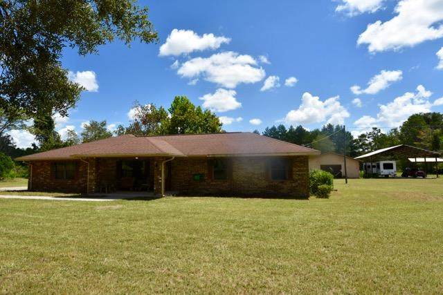 14551 NW 66th Ave, Chiefland, FL 32626 (MLS #780430) :: Bridge City Real Estate Co.