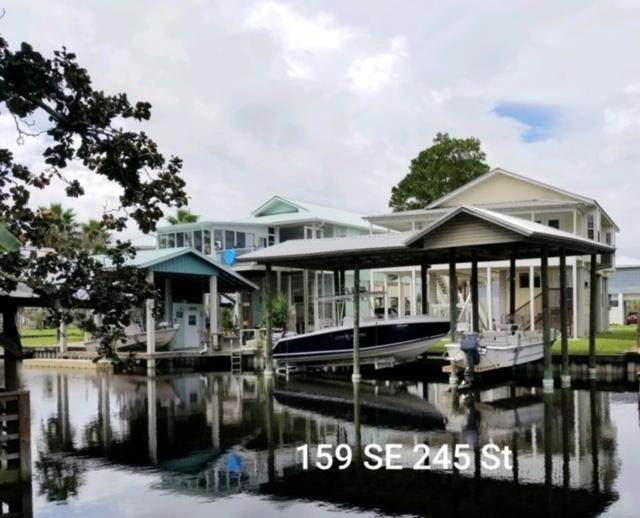 159 SE 245, Suwannee, FL 32692 (MLS #780537) :: Compass Realty of North Florida