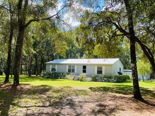 9350 NW 133 Lane, Chiefland, FL 32626 (MLS #780571) :: Compass Realty of North Florida