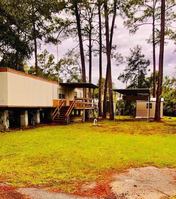 155 SE 240, Suwannee, FL 32692 (MLS #780683) :: Better Homes & Gardens Real Estate Thomas Group