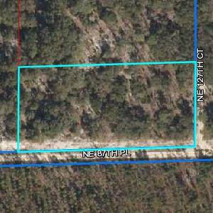 Ne 87Th Pl & Ne 127 Ct, Bronson, FL 32621 (MLS #780732) :: Compass Realty of North Florida