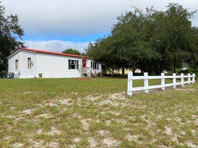 1888 SW 15th, Bell, FL 32619 (MLS #780743) :: Hatcher Realty Services Inc.
