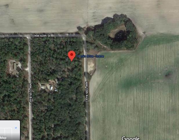 Lot 10 10th Ave NW, Bell, FL 32619 (MLS #780802) :: Compass Realty of North Florida
