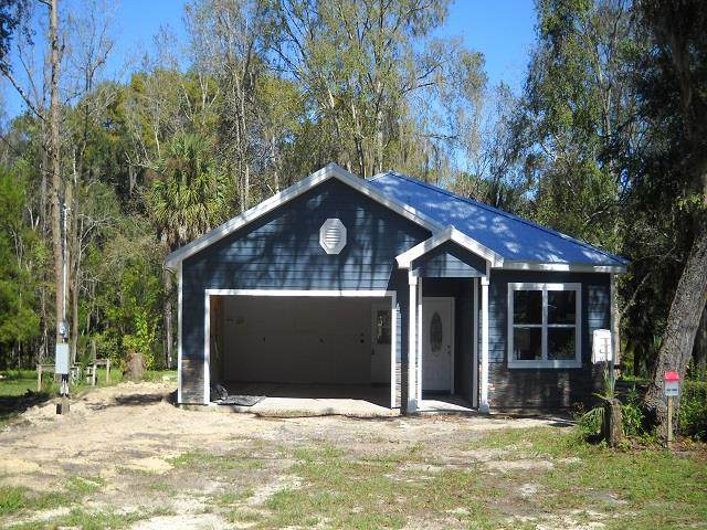 7600 Lake Avenue, Fanning Springs, FL 32693 (MLS #780886) :: Hatcher Realty Services Inc.