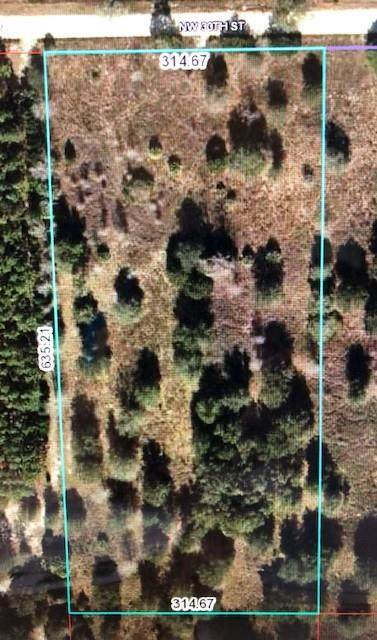 4.63 acr 30 St. NW, Chiefland, FL 32626 (MLS #780906) :: Compass Realty of North Florida