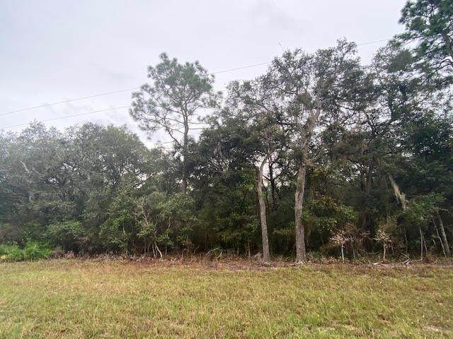 Lot 10 110th Street NW, Chiefland, FL 32626 (MLS #780917) :: Compass Realty of North Florida