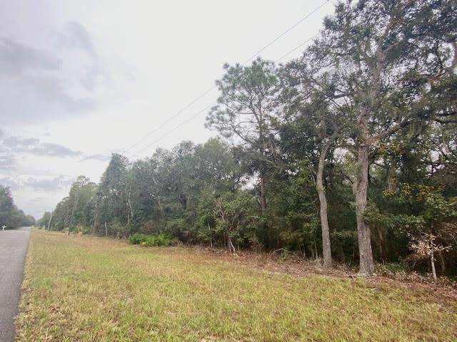 Lot 9&10 110th Street NW, Chiefland, FL 32626 (MLS #780918) :: Compass Realty of North Florida