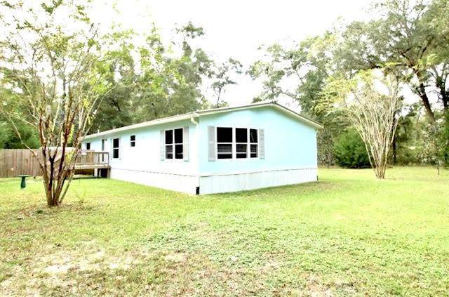 4850 NW 71st Place, Chiefland, FL 32626 (MLS #780999) :: Bridge City Real Estate Co.