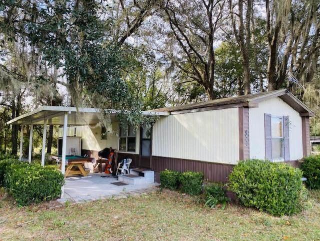 1890 NE 132 Lane, Trenton, FL 32693 (MLS #781008) :: Better Homes & Gardens Real Estate Thomas Group
