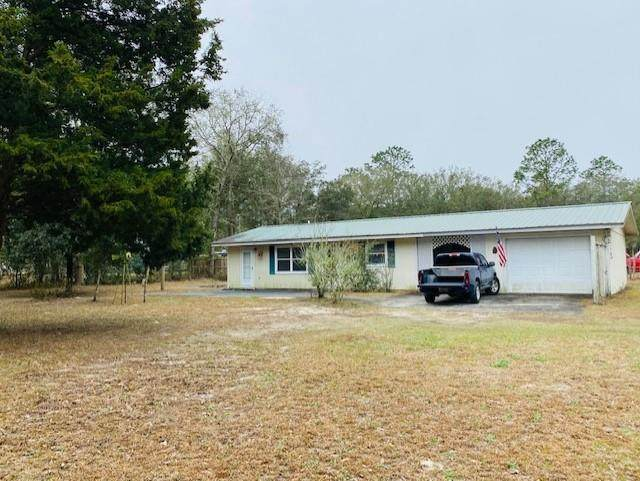 314 NE 428 Avenue, Old Town, FL 32680 (MLS #781407) :: Hatcher Realty Services Inc.