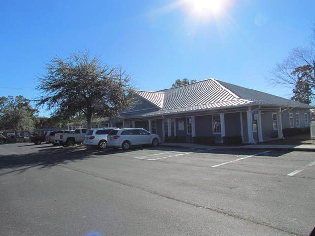 410 N Main St Suite 9, Chiefland, FL 32626 (MLS #781481) :: Compass Realty of North Florida