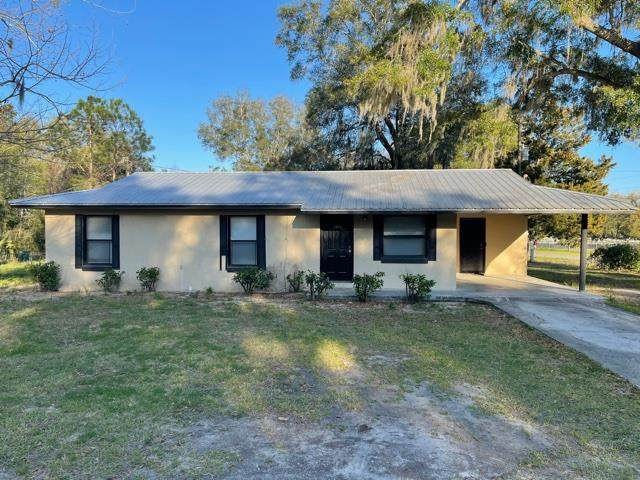 427 SE 4th, Chiefland, FL 32626 (MLS #781498) :: Hatcher Realty Services Inc.