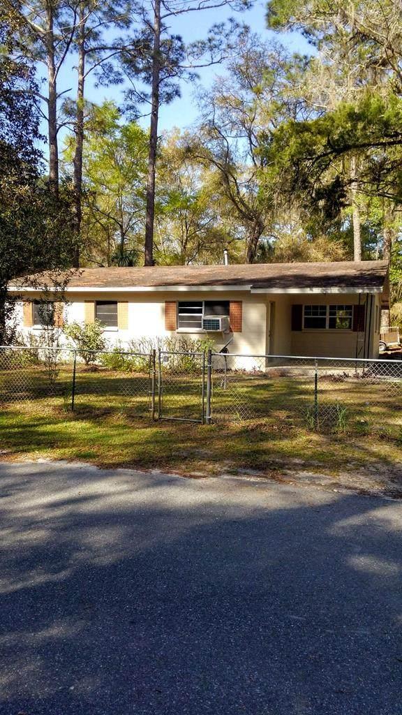 99 NE 139th St, Cross City, FL 32628 (MLS #781645) :: Hatcher Realty Services Inc.