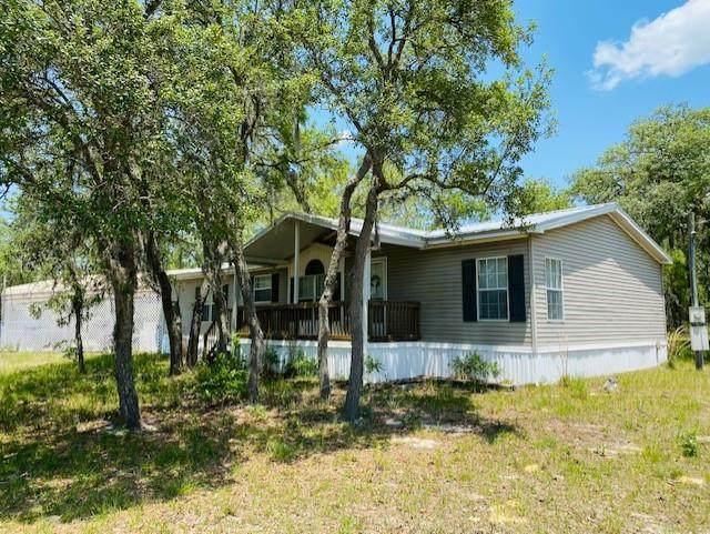 8891 NE 105th St, Bronson, FL 32621 (MLS #781960) :: Better Homes & Gardens Real Estate Thomas Group