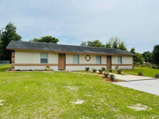 404 NW 5th Pl 404 & 406, Chiefland, FL 32626 (MLS #781977) :: Hatcher Realty Services Inc.