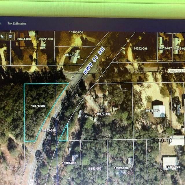 00 First Ave NE, Steinhatchee, FL 32359 (MLS #782023) :: Hatcher Realty Services Inc.