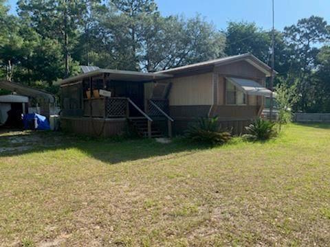 221 NE 525th Ave, Old Town, FL 32680 (MLS #782251) :: Pristine Properties