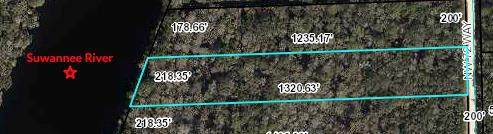 Lot 12 72nd Way NW, Bell, FL 32619 (MLS #782267) :: Better Homes & Gardens Real Estate Thomas Group