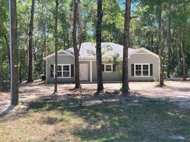 17291 NW 811th St, Fanning Springs, FL 32693 (MLS #782275) :: Hatcher Realty Services Inc.