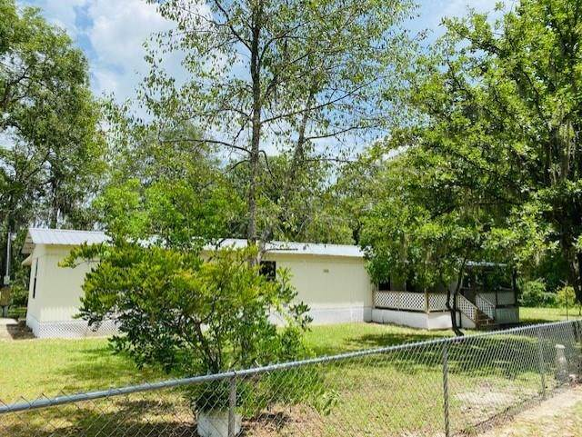 836 NE 817th St, Old Town, FL 32680 (MLS #782297) :: Compass Realty of North Florida