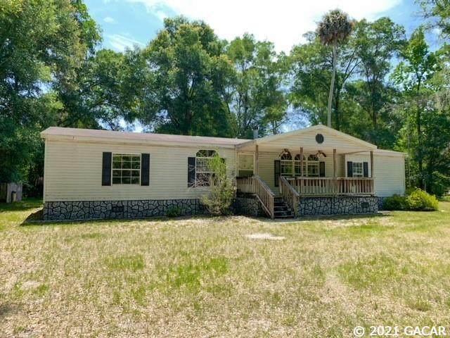 254 NE 642nd St, Old Town, FL 32680 (MLS #782478) :: Pristine Properties