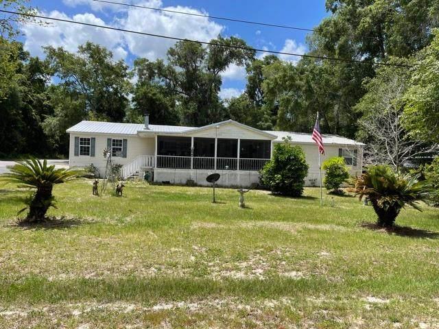 1620 1st Ave, Steinhatchee, FL 32359 (MLS #782483) :: Hatcher Realty Services Inc.