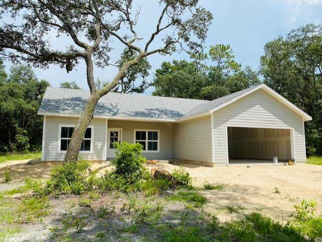 11381 NW 92nd Ct, Chiefland, FL 32626 (MLS #782567) :: Compass Realty of North Florida