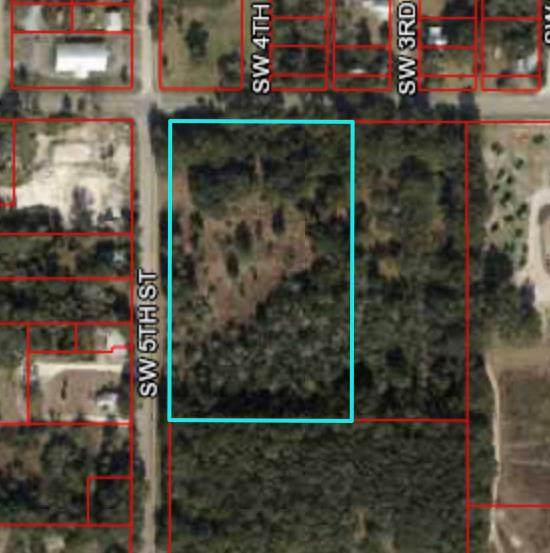 4th Ave, Chiefland, FL 32626 (MLS #782583) :: Compass Realty of North Florida